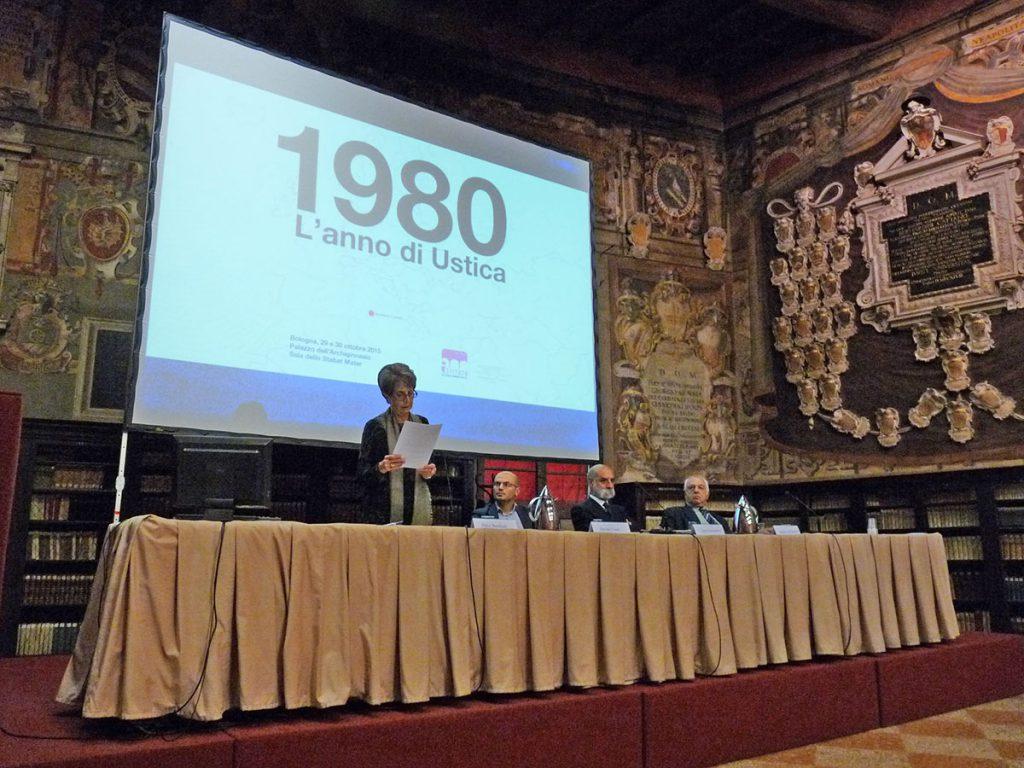 Convegno 1980: l'anno di Ustica