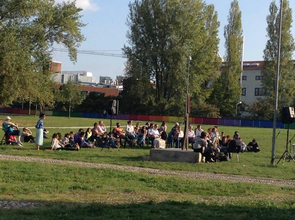04 Ottobre 2014 Il FAI Giovani Emilia Romagna alla scoperta del Museo per la Memoria di Ustica.